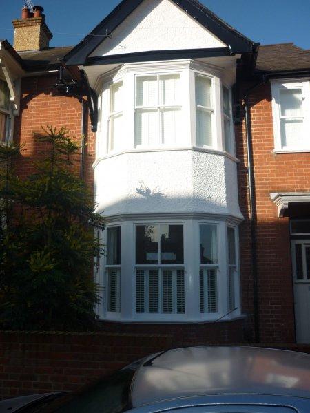 Emejing Bay Window Exterior Gallery - Decoration Design Ideas ...