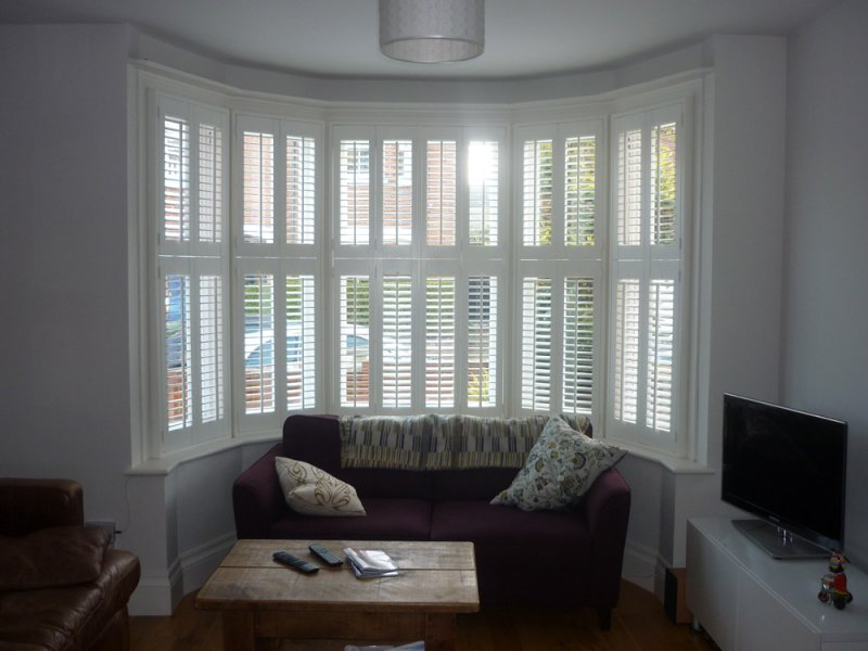 Shutters For Bay Windows Bay Window Shutters Stylish