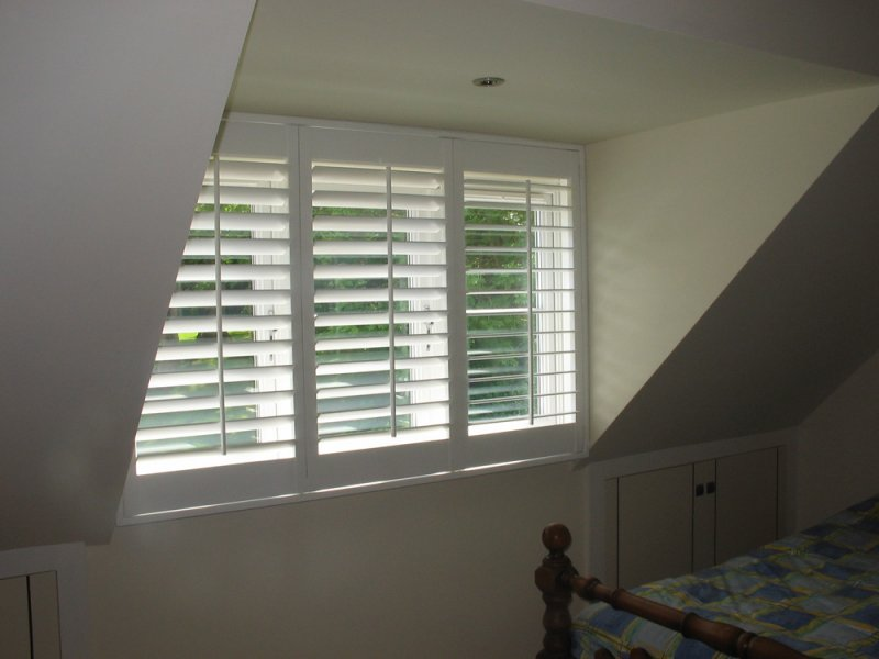 Dormer Window Blinds Images Ideas For Bay