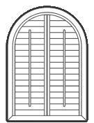 multi panel angled
