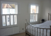 opened-tier-on-tier-shutters-st-albans
