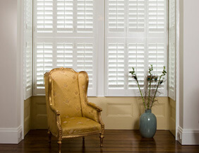 Boston Plantation Shutters